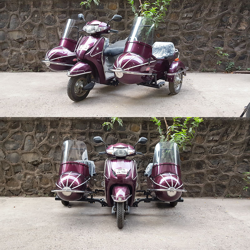 Two Side Sidecar Image
